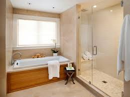 budget bathroom remodel ideas neutral theme for bathroom remodel ideas with brown wood bathub