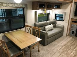 5th Wheel Living Room Up Front by Family Rv Huge Selection Of Travel Trailers