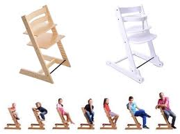 chaise haute volutive stokke chaise haute originale le top 10 deco clem around the corner