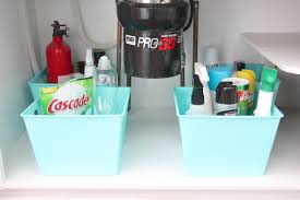 organize under the sink space julie blanner entertaining u0026 home