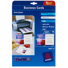 business cards officeworks