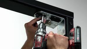 Swing Door Hinges Interior 3 Steps To Install An Eliason Easy Swing Door