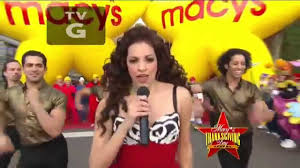 on your broadway medley live macy s thanksgiving day