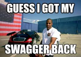 Swagger Meme - swagger jay z memes quickmeme