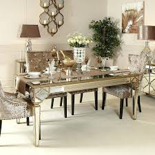 Mirrored Dining Room Furniture Mirrored Dining Room Furniture Is Chic With Our Mirror Design