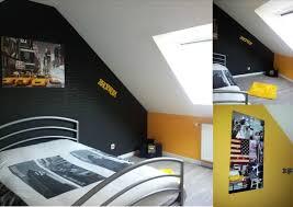deco chambre jaune décoration chambre jaune et grise 22 denis 10451519 prix