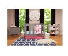 baby mod ava crib and 3 drawer dresser set with bonus changing