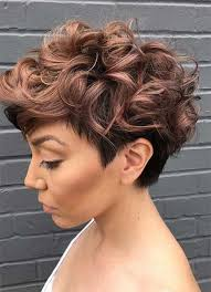 hairstylesforwomen shortcuts 100 short hairstyles for women pixie bob undercut hair curly