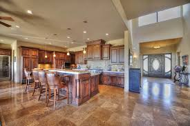 Types Of Kitchen Flooring by How To Choose The Right Kitchen Floor