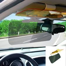 Rear Window Blinds For Cars Front Windshield Car Interior Sunshade Goggles Car Night Vision