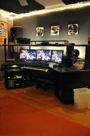 Classroom Desk Set Up Desk 146 Battlestation 20 Gaming Deskgaming Setupgaming Compact