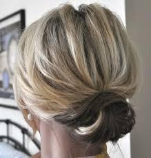 Einfache Hochsteckfrisurenen Kurze Haare Selber Machen by Hochsteckfrisuren Einfach Kurze Haare
