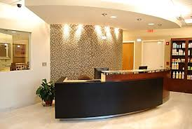 Hairdressing Reception Desk Modern Reception Desk Salon Home Design Ideas