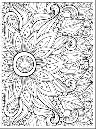 coloring coloring flower finger paint project activities for