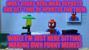 Spiderman Desk Meme - lego spiderman desk memes imgflip
