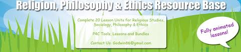 secondary philosophy and ethics resources