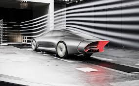 mercedes concept cars merc u0027s dreamy streamliner mercedes concept iaa car november