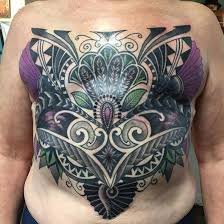 did you that we do mastectomy scar cover ups two birds