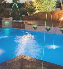 zodiac led pool lights jandy laminar deck jet with led colour light pool supplies canada