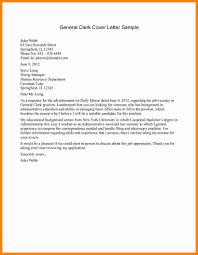 5 general cover letter template assembly resume