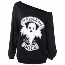 halloween sweatshirt online for sale gearbest com