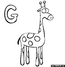 online coloring page alphabet online coloring pages page 1