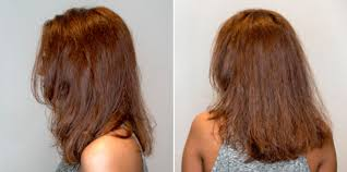 Wash Hair Before Color - this hair botox can revive even the most damaged hair