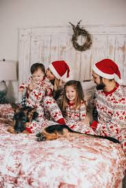 matching family pajamas for the season lynzy co
