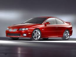 pontiac the car that killed pontiac the 2004 2006 gto