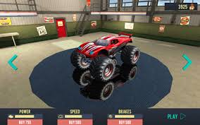 monster truck driver android apps google play