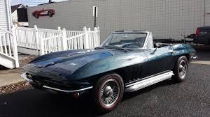 1966 corvette roadster chevrolet corvette convertible 1966 blue for sale xfgiven vin