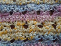 broomstick crochet broomstick lace crochet stitch crochet pattern