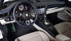 porsche graphite blue interior milcar automotive consultancy porsche 991 2 carrera s 2017