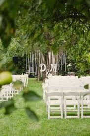 wedding backdrop outdoor outdoor wedding backdrop made from strips of fabric sheets