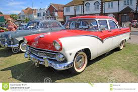 Ideal Classic Cars - classic ford fairlane car editorial photography image 57462672