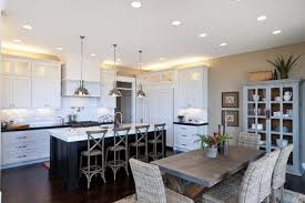 Dark Dining Room Home Decor Ideas White Color Scheme And Dark Dining Room Table In