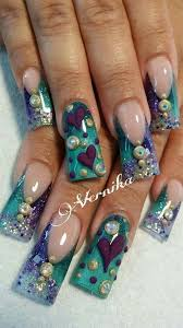 181 best uñas images on pinterest make up nail designs and duck
