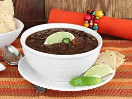 recette de cuisine cubaine soupe cubaine aux haricots noirs une recette soscuisine
