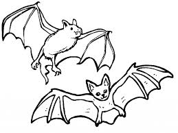 free printable bat coloring pages for kids animal place intended