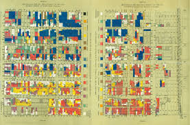 Pierce College Map Maps Of Gilded Age San Francisco Chicago And New York Mapping
