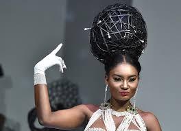 hair show 2015 photo recap 10th afrik fashion show hosted in ivory coast