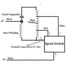 wiring diagram 3 speed fan switch wiring diagram hunter fan speed
