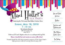 mad hatter tea party invitations theruntime com