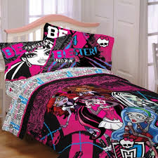 Amazon Com Comforter Bed Set by Monster High Bedding Twin Vnproweb Decoration