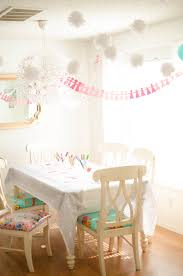 a doll party decor and games oh so delicioso