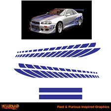nissan frontier vinyl graphics fast and furious inspired decals 10 hellbound graphics
