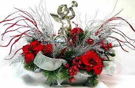 Diy Table Decoration Christmas by Best Christmas Dining Table Centerpiece Decorations Decorating