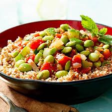 Stew Ideas Egyptian Edamame Stew Recipe Eatingwell