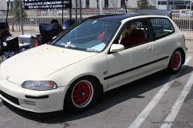 honda hatchback 1993 1993 tuned honda civic 3 door hatchback picture number 107916