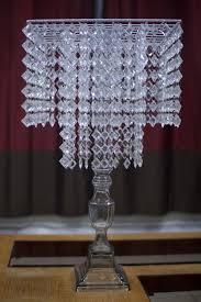 Wedding Chandelier Centerpieces Best 25 Chandelier Centerpiece Ideas On Pinterest Wedding